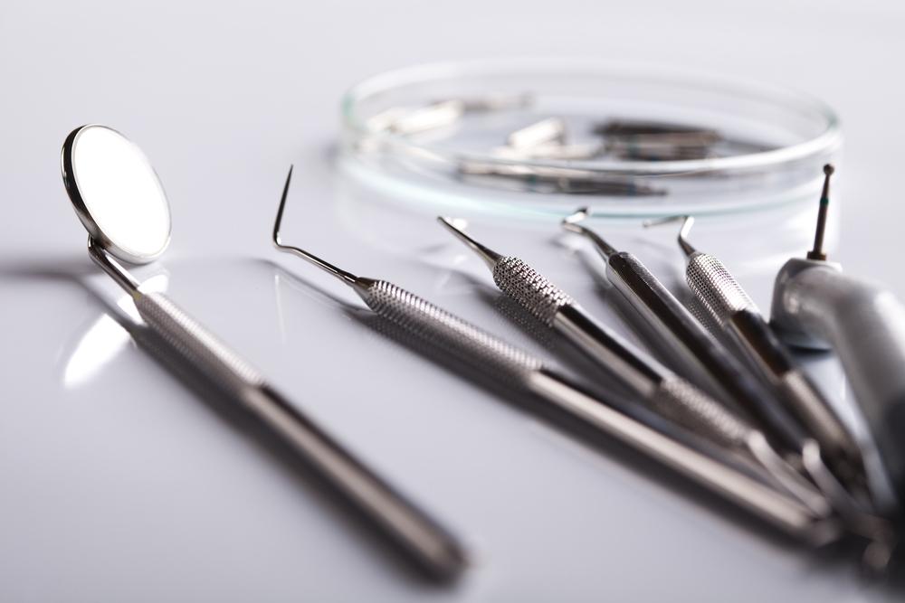 La esterilización de los instrumentos en las clínicas dentales